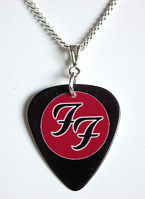 Foo Fighters Guitar Pick Necklace #2