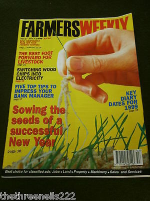 Farmers Weekly - Wood Chips Into Electricity - Jan 1 1999