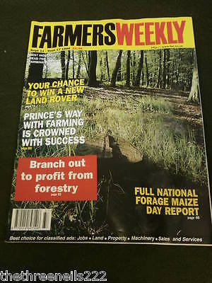 Farmers Weekly - Profit From Forestry - Sept 11 1998