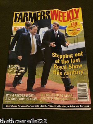 Farmers Weekly - Profits From Quarries - July 9 1999