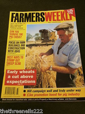 Farmers Weekly - Survive The Pig Crisis - Aug 14 1998