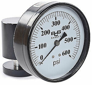 JEGS Performance Products 80538 Valve Spring Pressure Tester 0-600 psi