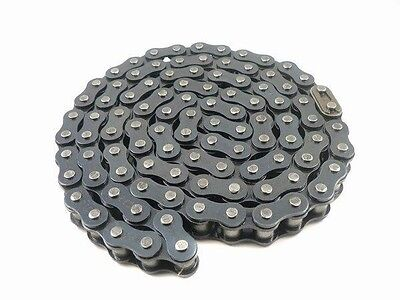 X-Ring 520 Chain with Split Link Yamaha IT200 Drum Front & Rear 1984-1985