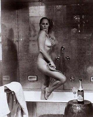 Ursula Andress Naked Showering 10x8 Photo