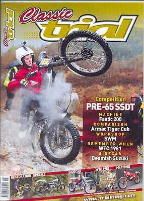 CLASSIC TRIAL MAGAZINE - Issue 5 (NEW COPY)