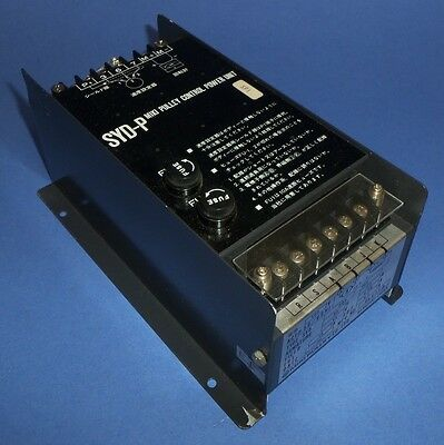 Miki Pulley Control Power Unit Syd-P