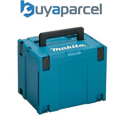 Makita MAKPAC Stacking Connector Tool Case Systainer TYPE 4 396 X 296 X 315