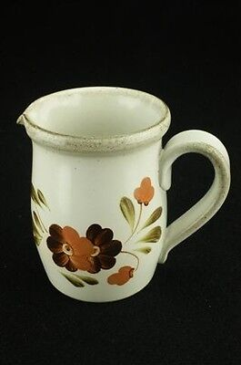 Denby Serenade Stoneware Older Version Pattern Open Jug 11cms 10 Oz