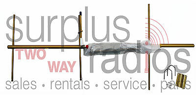 NEW YAGI BASE ANTENNA VHF 150-174MHZ 7.1dBd 3 ELEMENTS MOTOROLA ICOM KENWOOD