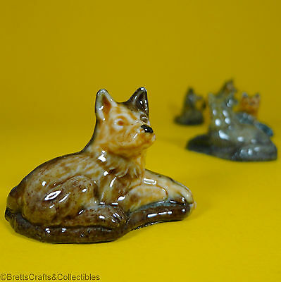 Wade Whimsies - 1967/84 Series 2 - 1974 Set 5 - Alsatian