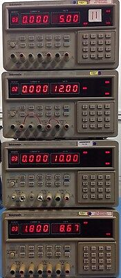 Tektronix PS-2521G GPIB Programmable Benchtop