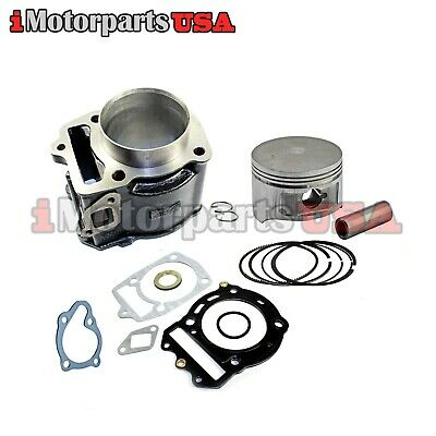 86-07 Honda Helix Cn250 Ch250 Scooter Cylinder Top End Kit W/ Piston Set Gaskets