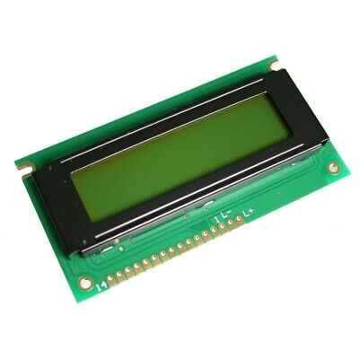 DEM16217SYH-PY LCD-Modul 16-stellig 2-zeilig STN gelb LED-Backlight display