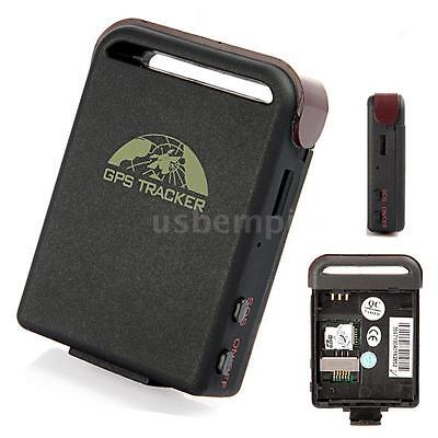 Real Time GSM/GPRS/GPS Tracking Device TK102 GPS Tracker + Micro SD Card Slot