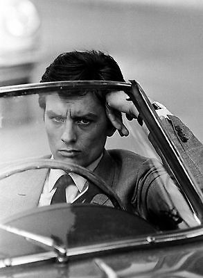 Photo Alain Delon 11X15 Cm  # 21