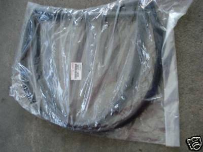 Datsun 1200 B110 B120 Ute  Front Windscreen Seal Rubber