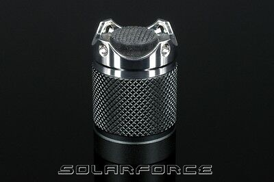 Solarforce S11 HA3 stainless steel bezel Forward clicky tailstand switch-S11