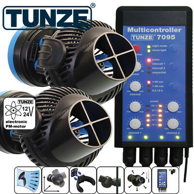 Tunze Ebbe & Flut Kit TS10 2x stream 6055 / 7095