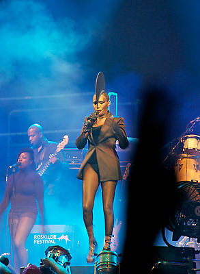 Photo Grace Jones - 11X15 Cm  # 2