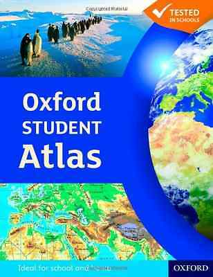 Oxford Student Atlas - Paperback NEW Wiegand, Patric 2012-05-31
