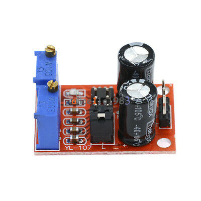 NE555 Duty Cycle and Frequency Adjustable Module Square Wave rectangular wave