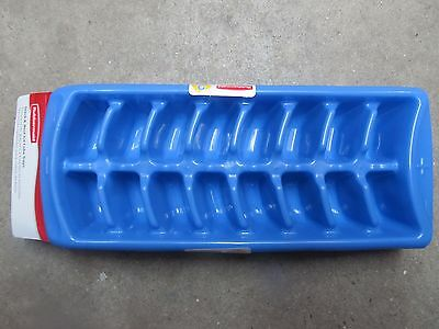 Rubbermaid Ice Cube Tray Blue.  2 pack  #2879-RD-PERI  NEW
