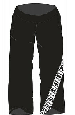 GUITAR STRAP PAJAMA LOUNGE PANTS - 100% Cotton - Unisex - NEW - CLEARANCE SALE!