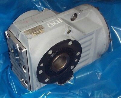 Sew Eurodrive 126.91:1 Ratio Helical-Bevel Gear Reducer Ka87A
