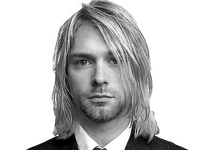 Photo Nirvana - Kurt Cobain Ref (Cob130720133)