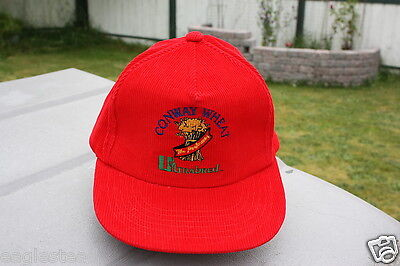 Ball Cap Hat - Conway Wheat - The Performer Ultrabred Grain Seed Crop (H775)