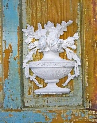 Shabby & Chic French Rose Bouquet * Furniture Appliques *