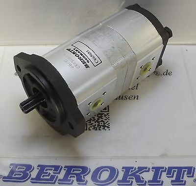 Zettelmeyer ZL502 Hydraulikpumpe alternativ für 0510665081