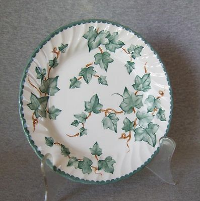 International Tableworks England~Country Vine salad plate~mint/unused