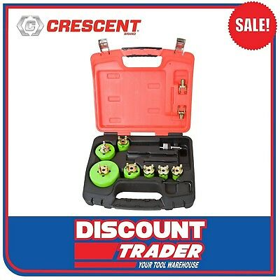 Crescent Re-Load 18 Piece Electricians Quick Change Hole Saw Set - CRLE7