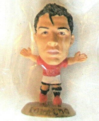 Microstars MANCHESTER UTD (HOME) RONALDO, GOLD BASE MC12157