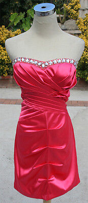 NWT WINDSOR $90 MINT Cocktail Club Prom Party Dress 7