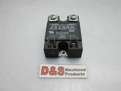 Crydom DLD2450 Solid State Relay 240V - 25A