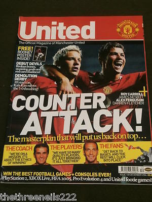 Manchester United - The Coach - The Players - The Fans - Dec 2004