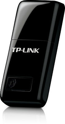 TP-LINK TL-WN823N MINI Wireless N USB Adapter 300Mbps         Windows 10 OK