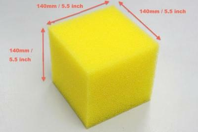 Racing Fuel Tank Cell Foam 140x140x140mm for Gas Gasoline E85 Alcohol Safety