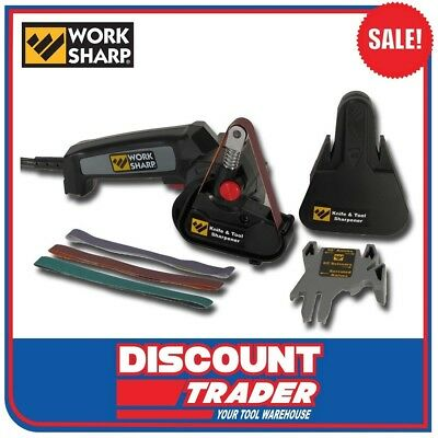 Work Sharp Knife and Tool Sharpener Worksharp WSKTS - WSKTS-I