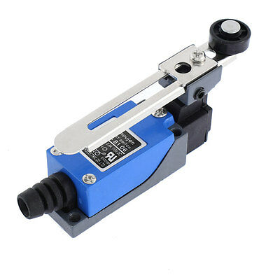 ME-8108 Adjustable Roller Lever Arm Limit Switch NC-NO CNC Mill Plasma Router
