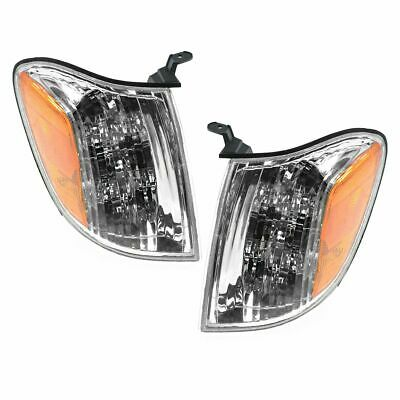 Marker Signal Corner Parking Light Pair Set for Sequoia Tundra Pickup Truck
