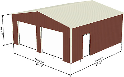 Toppsteenberg35 for Garage building kits canada