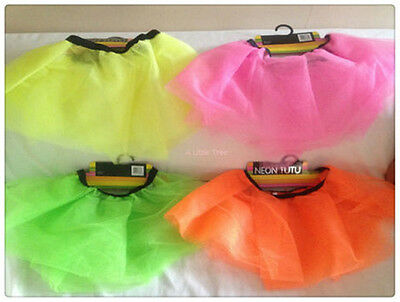 Ladies Girls Kids Tutu Skirts Dress Up Fancy Dress Party Hen Party Celebration