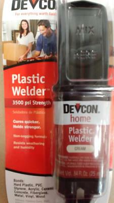 Devcon Plastic Welder #22045  25 ml  3500psi  NEW