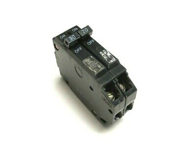 * General Electric 2 Pole 30 Amp Circuit Breaker Thqp230  Thqp3030 .....  F-223B