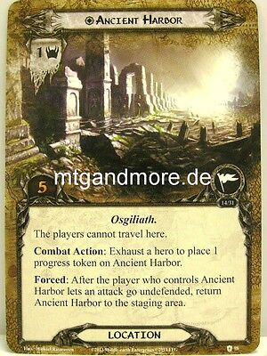 Lord of the Rings LCG  - 1x Ancient Harbor  #098 - Assault on Osgiliath