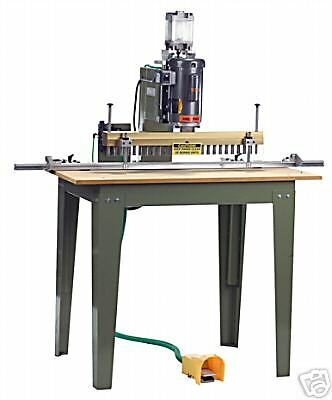 Conquest BO122 23 Spindle Pneumatic Line Boring Machine (New in Crate)