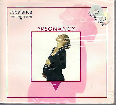 Pregnancy 2-CD Set/Booklet, Twin Sisters Productions, Brand New